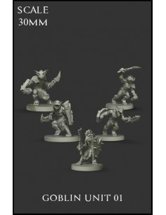 Goblin Unit 01