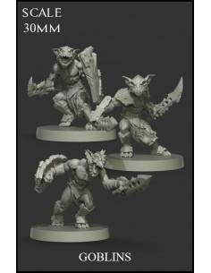 Goblins 3 Miniatures