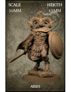 Aries 30mm Scale
