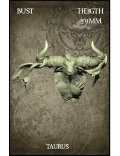 Taurus Bust