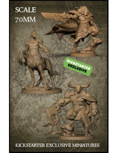 KS Exclusive Miniatures...