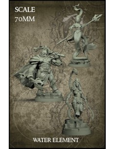 Water Element 70mm Scale