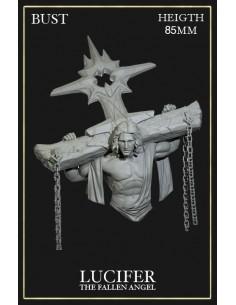 Lucifer The Fallen Angel Bust
