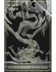 Base Lucifer Reborn Scale 30mm