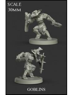 Goblins 2 Miniatures
