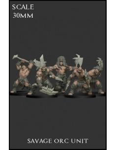 Savage Orc Unit