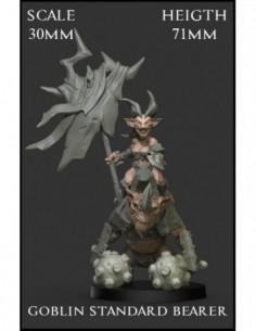 """""""Goblin Standard Bearer""""..."""